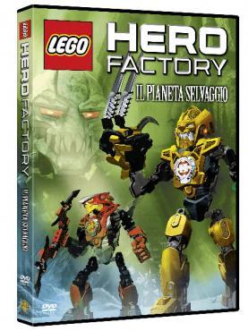 Lego hero factory il pianeta selvaggio warner bros italia - Herofactory lego com gratuit ...