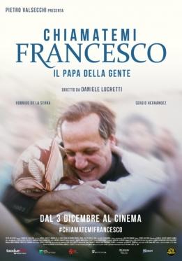 Chiamatemi Francesco poster ITA