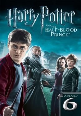 Harry Potter e il principe mezzosangue poster ITA