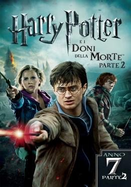 Harry Potter e i Doni della Morte - Parte 2 poster ITA