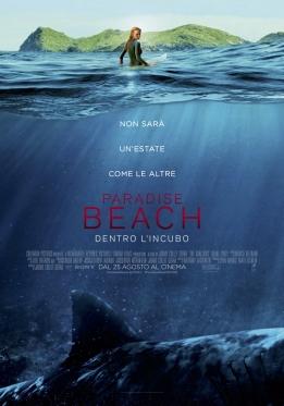 Paradise Beach Poster ITA