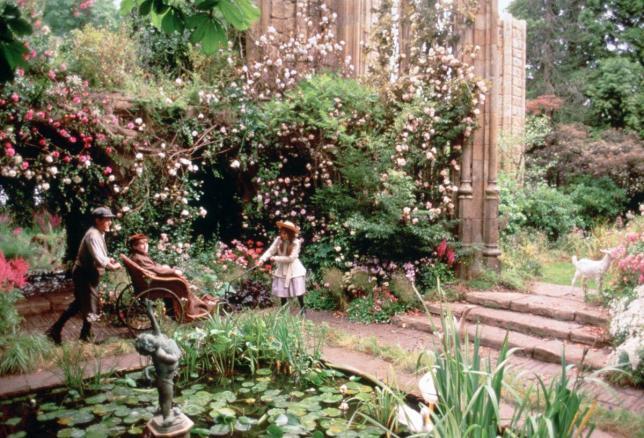 Il giardino segreto warner bros italia - Il giardino segreto roma ...