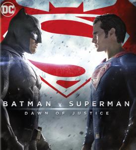 Batman v Superman: Dawn of Justice poster ITA