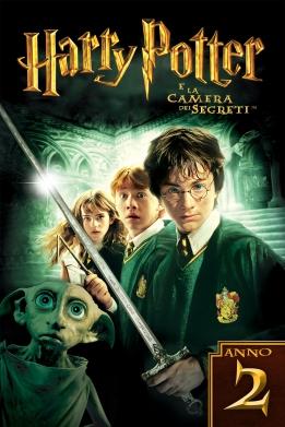 Harry Potter e la Camera dei Segreti poster ITA