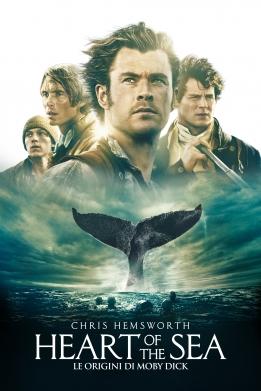 Heart of the Sea - Le origini di Moby Dick poster ita