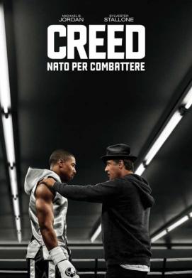 Creed - Nato per combattere poster ITA