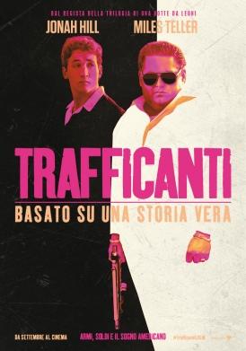 Trafficanti teaser poster
