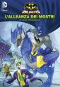 Batman Unlimited - L'alleanza dei mostri poster ita