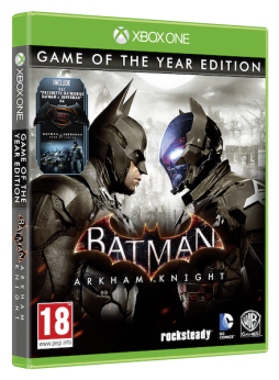Batman Arkham Knight Game Of The Year