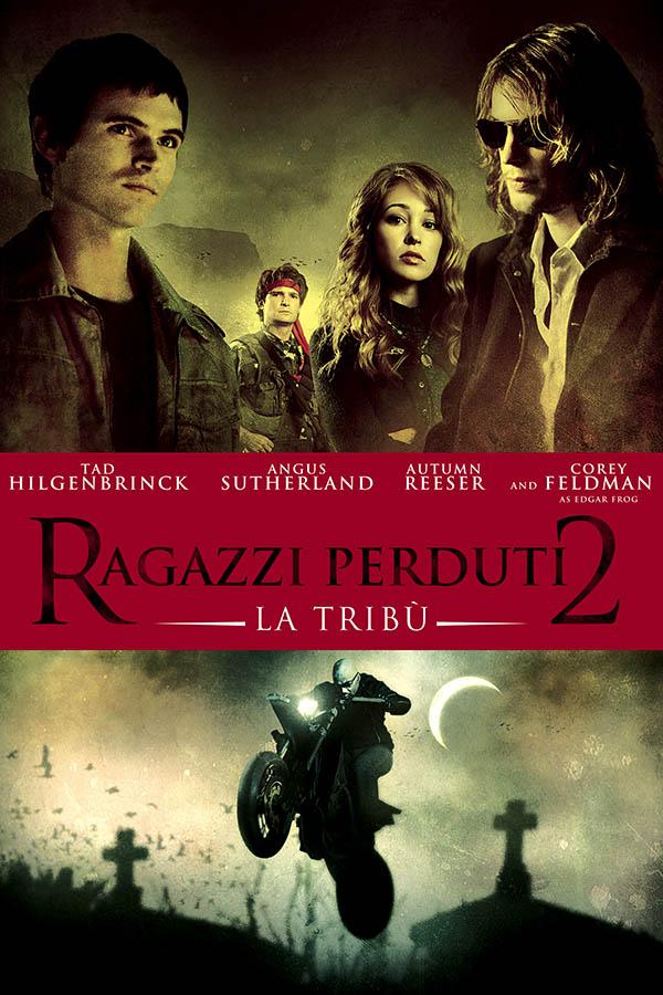 Ragazzi perduti 2 La tribù Poster Italia