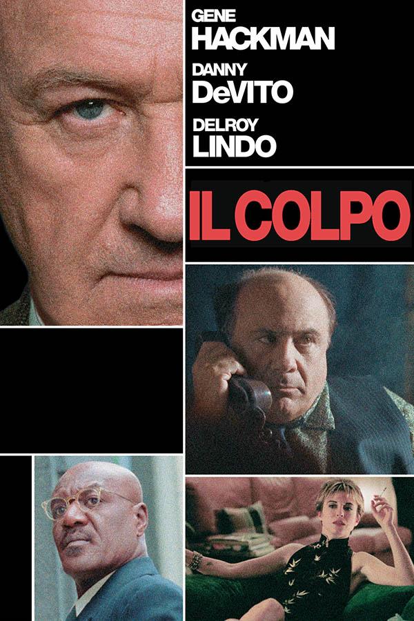 Il Colpo Poster Italia