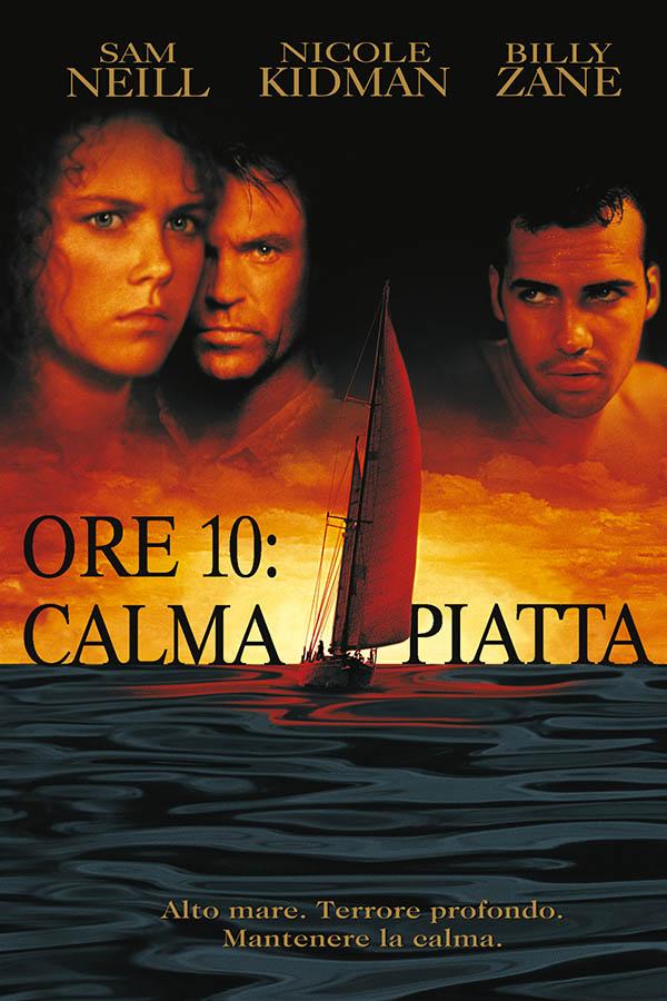 Ore 10 calma piatta Poster Italia