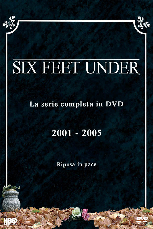 Six Feet Under_copertina