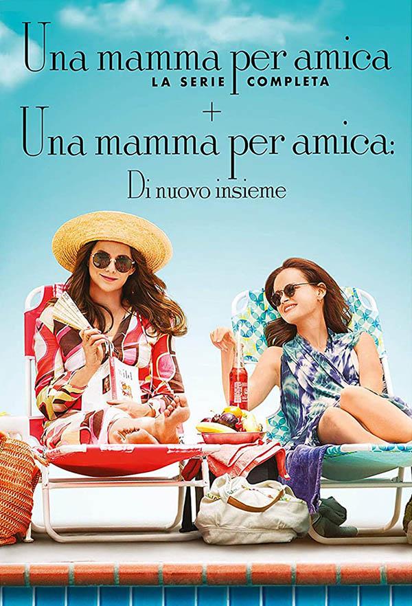Una Mamma per Amica_SerieTV_Cofanetto