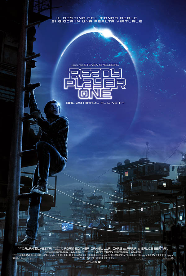 Ready Player One_Poster Italia
