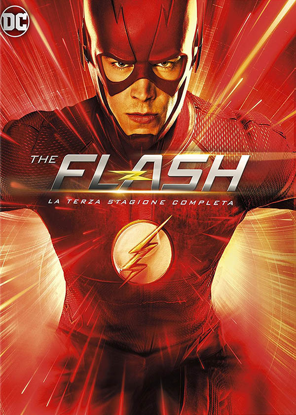 the flash_Poster