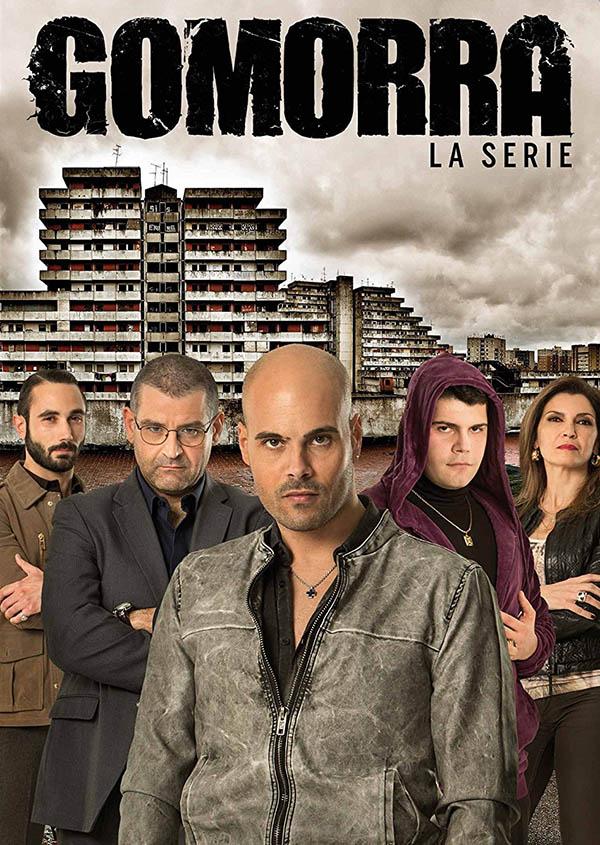 Gomorra   La serie_Poster