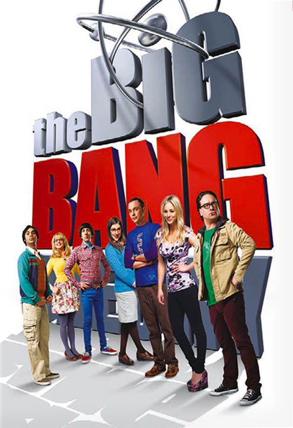 The Big Bang Theory_Poster