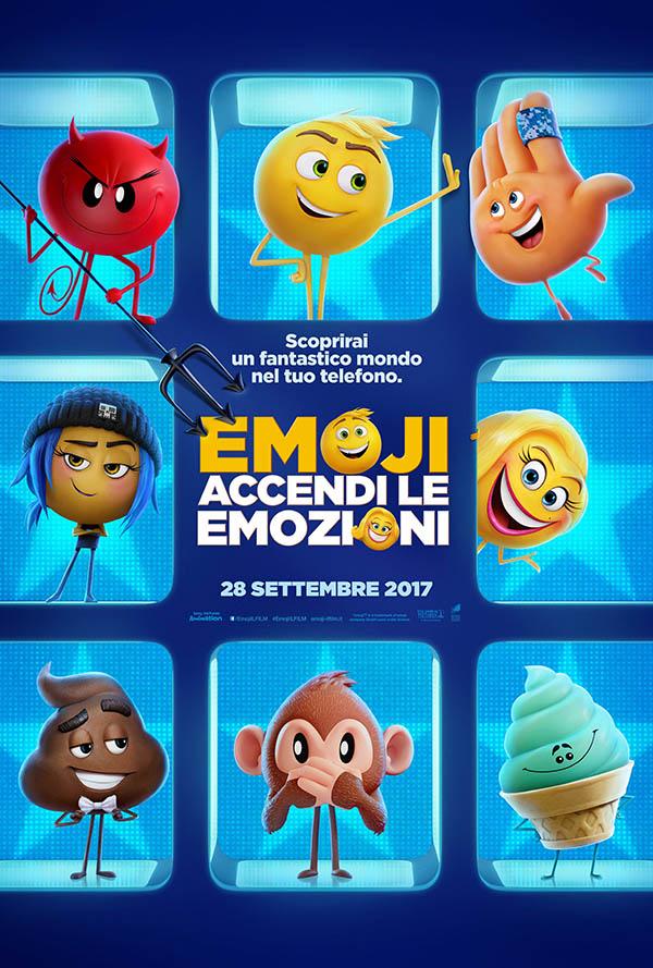 Emoji   Accendi Le Emozioni_Teaser Poster Italia