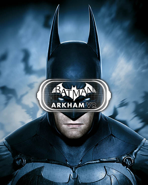 Batman Arkham VR_poster