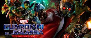 Guardiani della Galassia The Telltale Series_header
