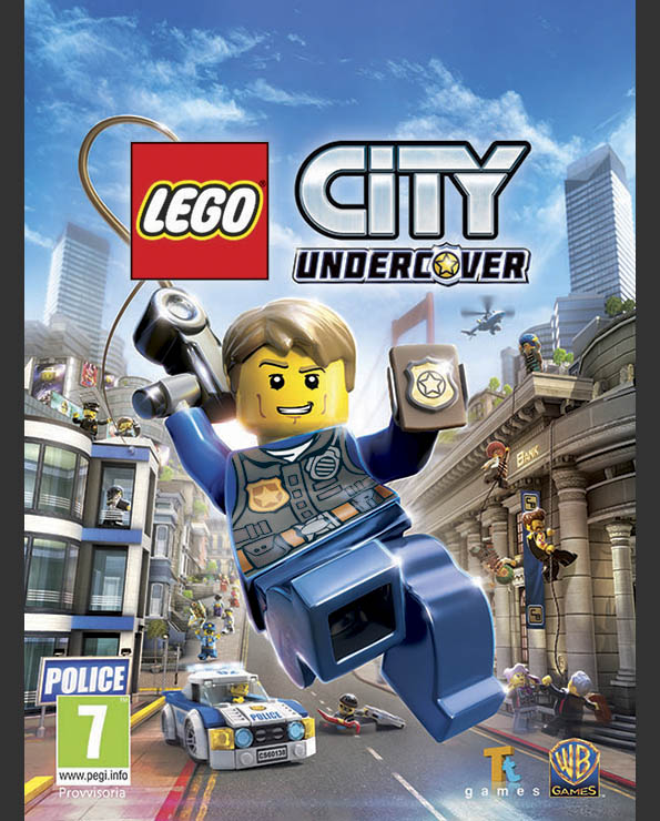 LEGO CITY Undercover_Poster