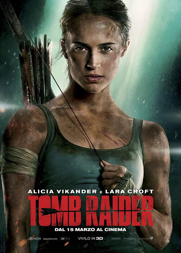 Tomb Raider Teaser Poster Italia 2