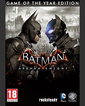 Batman Arkham Knight Game of the Year Edition_poster