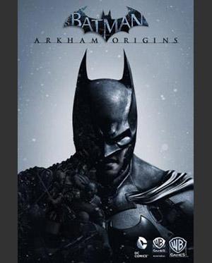 Batman Arkham Origins_Poster