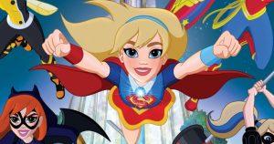 DC Super Hero Girls   Hero of the Year