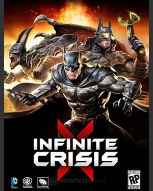 Infinite Crisis_Poster