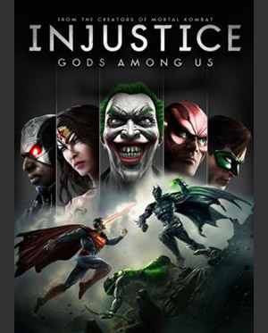 Injustice Gods Among Us_Poster