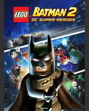 LEGO Batman 2 DC Super Heroes_Poster