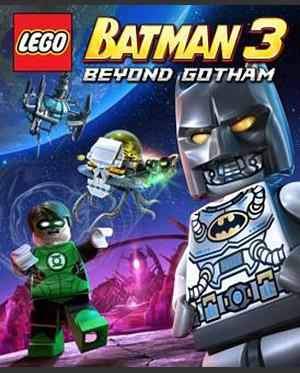 LEGO Batman 3 Gotham e Oltre_Poster