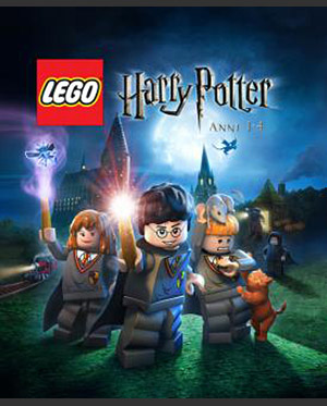 LEGO Harry Potter Anni 1 4_Poster