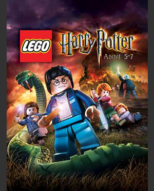 LEGO Harry Potter Anni 5 7_Poster