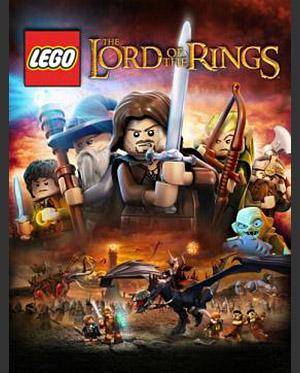 LEGO Il Signore degli Anelli_Poster