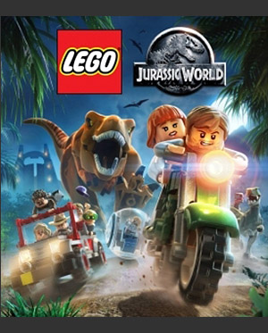 LEGO Jurassic World_Poster