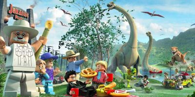 LEGO Jurassic World ora disponibile su Nintendo Switch