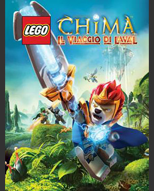 LEGO Legends of Chima Il viaggio di Laval_Poster