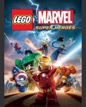 LEGO Marvel Super Heroes Universo in pericolo_poster