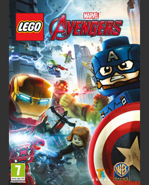 LEGO MarvelAvengers_Poster