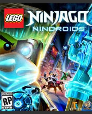 LEGO Ninjago Nindroids_poster