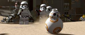 LEGO Star Wars Il Risveglio della Forza_Header