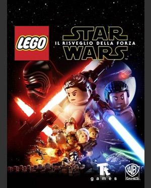 LEGO Star Wars Il Risveglio della Forza_Poster