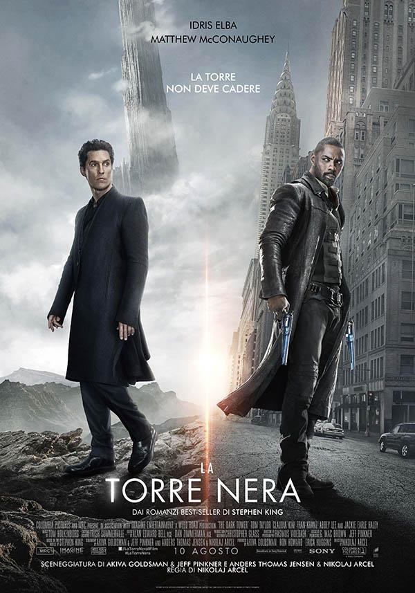 La Torre Nera_Poster Italia