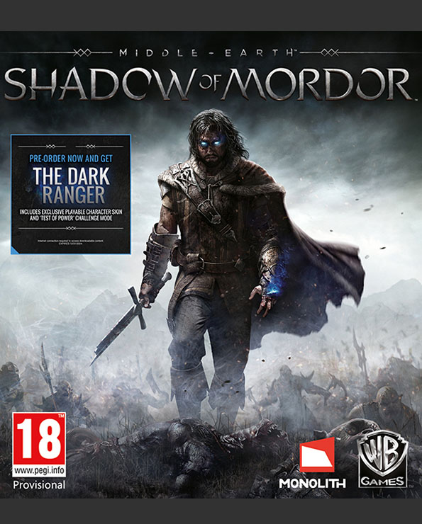 La terra di mezzo   Shadow of Mordor