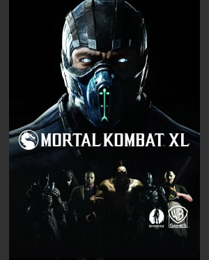 Mortal Kombat XL_Poster