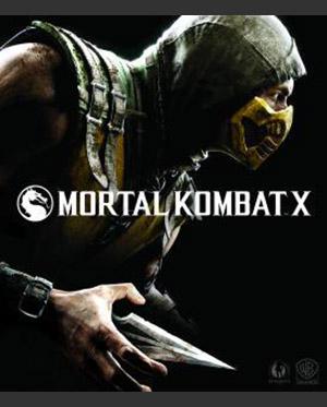 Mortal Kombat X_poster