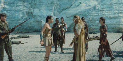 Iniziano le riprese del film della Warner Bros. Pictures Wonder Woman 1984
